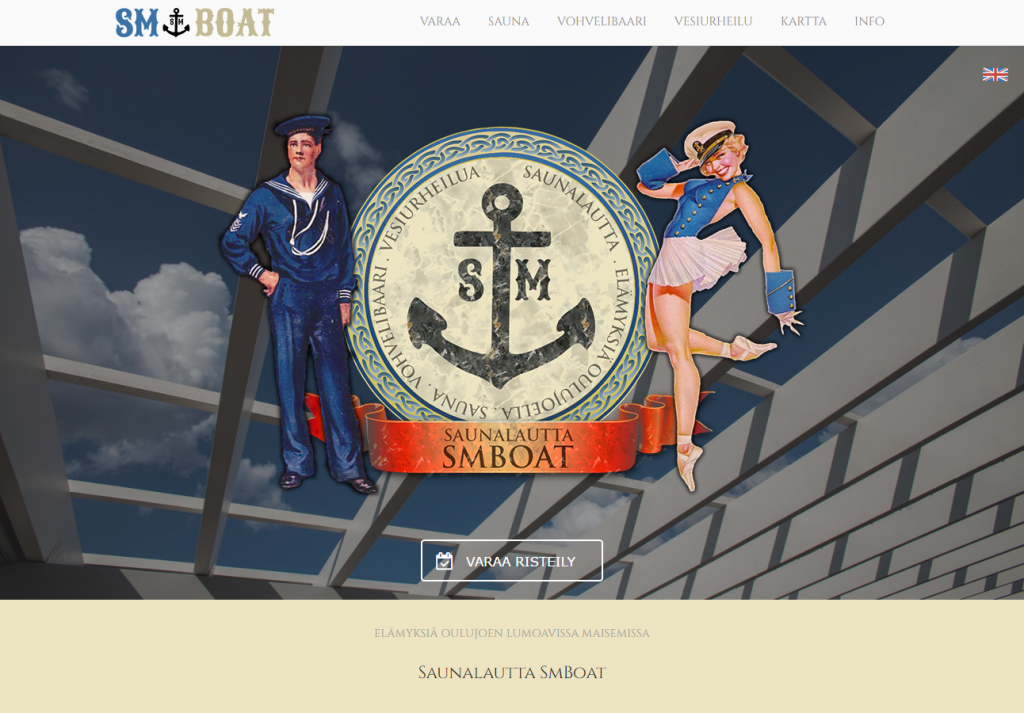 saunalauttasmboat.fi
