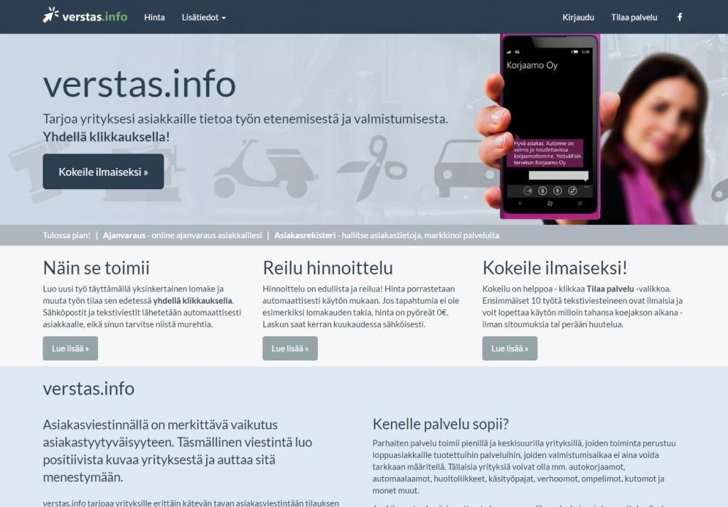 verstas.info